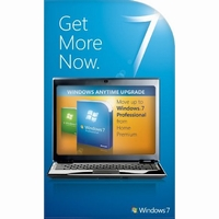 Windows 7 Home Basic to Professional Anytime Upgrade Key